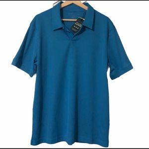 Perry Ellis Short Sleeve Golf Shirt